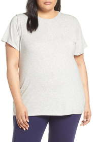 Make + Model All Day Sleep Tee (Plus Size)
