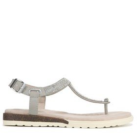White Mountain Women's Parana T Strap Sandal