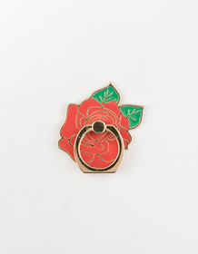 Rose Phone Ring & Stand_