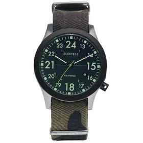Electric FW01 Nato Watch (For Men) in Black/Camo