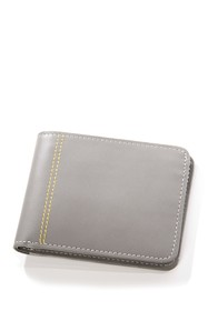 Brouk & Co Grey Dream Leather Wallet