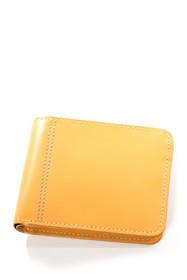 Brouk & Co Yellow Dream Leather Wallet