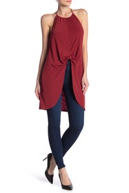 BCBGeneration Knot Front Tunic