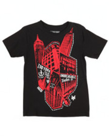 Zoo York blockhead tee (8-20)