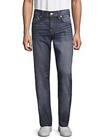 True Religion Ricky Straight Jeans OXFORD