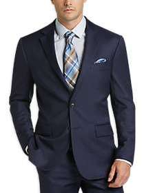 JOE Joseph Abboud Blue Modern Fit Suit