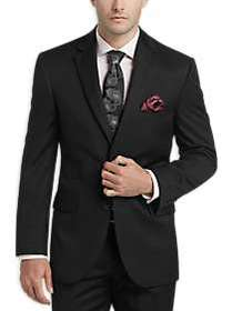 JOE Joseph Abboud Black Slim Fit Suit