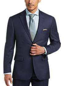 JOE Joseph Abboud Blue Slim Fit Suit