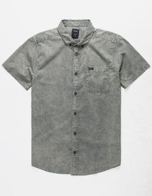 RVCA That'll Do Washed Mens Shirt_