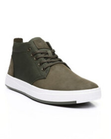 Timberland davis square mixed-media chukka shoes
