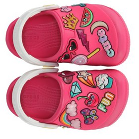 Crocs Kids' Fun Lab Playful Patches Clog Toddler/P