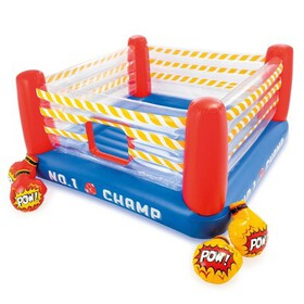 Intex Inflatable Jump-O-Lene 89 Inch Play Boxing R