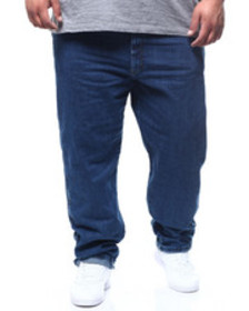 Wrangler 5 pocket relaxed fit jeans (b&t)