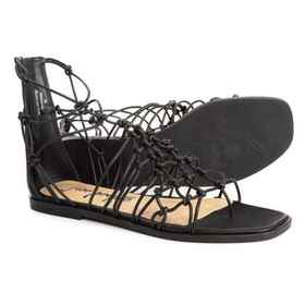 Free People Forget Me Knot Sandals - Leather (For