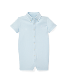 Ralph Lauren Cotton Interlock Shortall