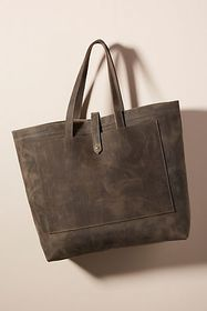 Anthropologie Carry All Tote