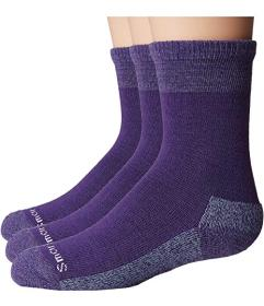 Smartwool Mountain Purple Heather