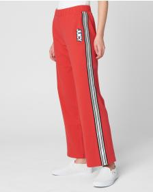 Juicy Couture JXJC 3D Juicy Terry Wide Leg Track P
