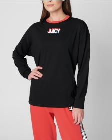 Juicy Couture JXJC Reflective Graphic Long Sleeve