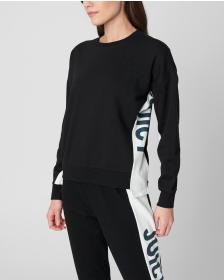 Juicy Couture JXJC Side Panel Terry Pullover