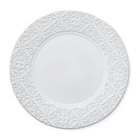 Porto Embossed Charger Plate