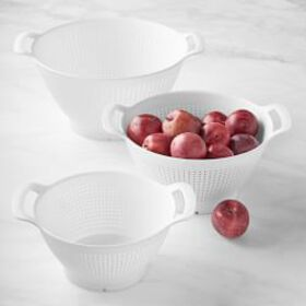 Williams Sonoma Plastic Colanders