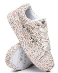 Juicy Couture avalon glitter sneakers (11-5)