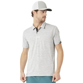 Oakley Gravity Golf Polo - Iron Red
