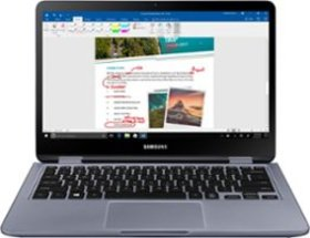 "Samsung - Notebook 7 Spin 2-in-1 13.3"" Touch-Scree"