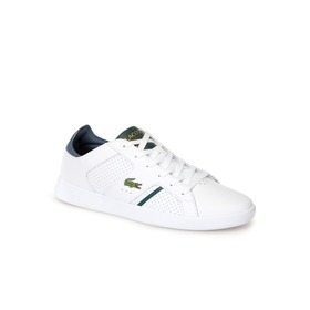 Lacoste Men's Novas CT Leather Sneakers