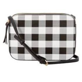 Chateau Gingham Camera XBody Crossbody