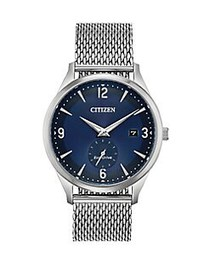 Citizen Drive Stainless Steel Mesh Bracelet Watch