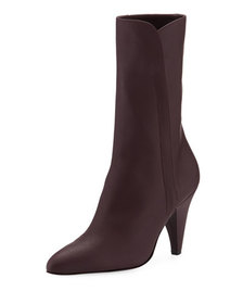 Laurence Dacade Satya Smooth Tall Booties