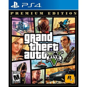 Grand Theft Auto V: Premium Online Edition - PlayS
