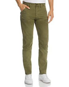 G-STAR RAW - 5620 3D Strike Straight Fit Jeans in