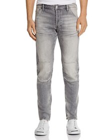 G-STAR RAW - 5620 3D Slim Fit Jeans in Ultra Light