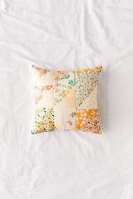 Mae Patchwork Throw Pillow