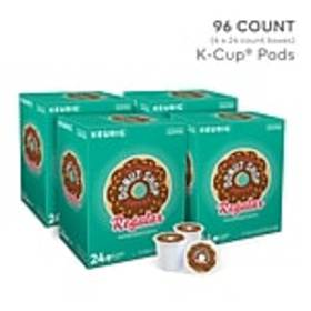 Donut Shop® Coffee, Keurig® K-Cup® Pods, Medium Ro