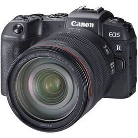 Canon EOS RP Mirrorless Digital Camera with 24-105