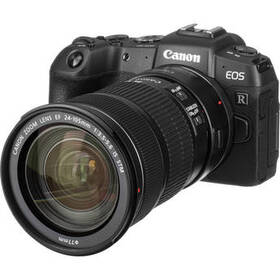 Canon EOS RP Mirrorless Digital Camera with EF 24-