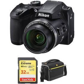 Nikon COOLPIX B500 Digital Camera with Free Access