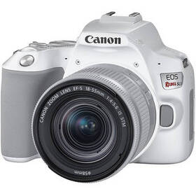 Canon EOS Rebel SL3 DSLR Camera with 18-55mm Lens