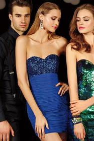 Alyce Paris - Homecoming - 4385 Dress in Sapphire