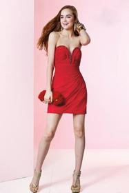 Alyce Paris - Homecoming - 4413 Dress in Red