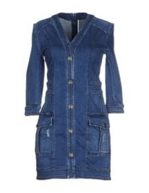 PIERRE BALMAIN - Denim dress