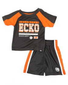 Ecko 2pc tee & shorts set (infant)