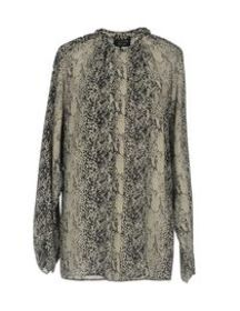 LANVIN - Patterned shirts & blouses