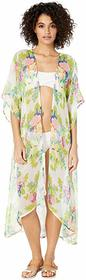 Betsey Johnson Prairie Fairy Floral Duster