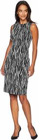 Calvin Klein Printed Sheath Dress CD8CRA00