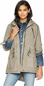 Levi's® Fashion Light Weight Parka w/ Roll Up Slee